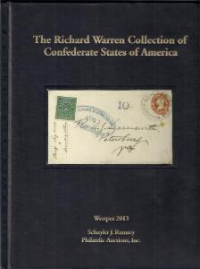 AUCTION CATALOG: Schuyler Rumsey #53 Warren CSA HARDCOVER