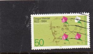 Germany 1984   Gregor Mendel used