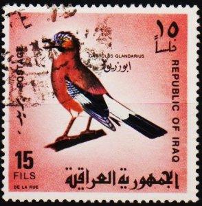 Iraq. 1968 15f S.G.796 Fine Used