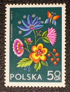 Poland Scott #2030 mnh