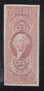 R49a  VF-XF used revenue stamp nice color cv $ 30 ! see pic !