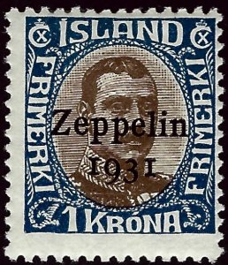 Iceland C10 Mint, Fine hr Value $17.50...Bid to win!!