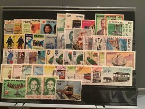 Philippines 1982-1985 mixed stamps  R26171