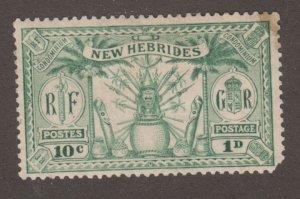 British New Hebrides 42 Native Idols 1925