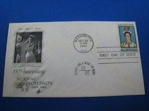 U.S. 1961 - SCOTT #1190  FDC