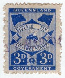 (I.B) Australia - Queensland Revenue : Buffalo Fly 3d