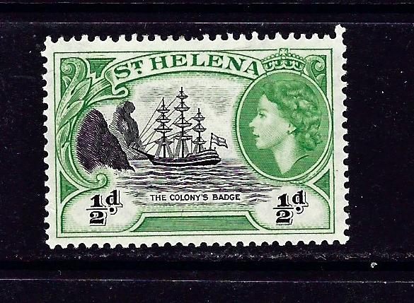 St Helena 140 MNH 1953 issue