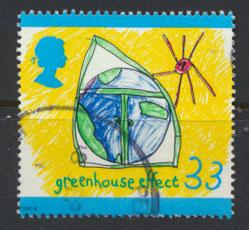 Great Britain SG 1631   Used  - Environment