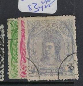 Guatemala SC 11-3 VFU (3dqm)