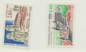 France Scott #2355 To 2358, Mint Never Hinged MNH, Tourism Series Issue From ...