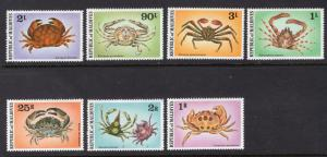 MALDIVE ISLANDS SCOTT 758-764