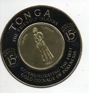 Tonga CO7 MNH