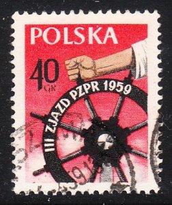 Poland 839 - used