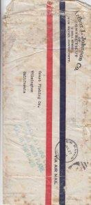 1933, New Haven,CT to Wilmington, CA, Plane Crash, See Remark (35998)