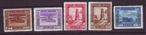 J19959 Jlstamps 1934-7 somalia mnh #138a-9a, 142a, 144a-5a perf 14 designs