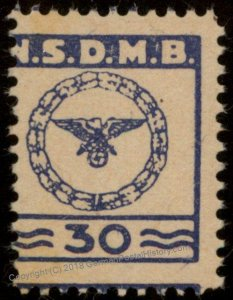 3rd Reich Germany MNG Nationalsozialisticher Deutscher Marinebund NSDMB Re 96208