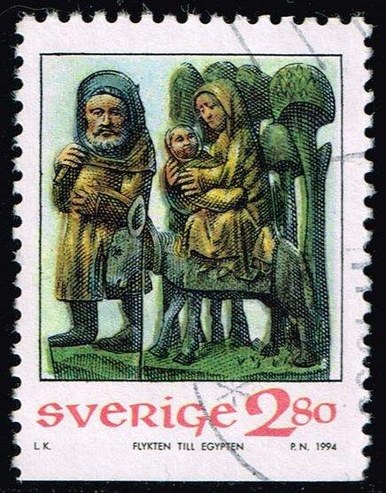 Sweden #2106 Christmas; Used (0.40)