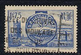 France Scott # 352, used