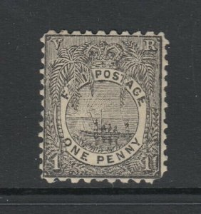 Fiji, Scott 54 ( Sg 93), Postfrisch (Teil Og )