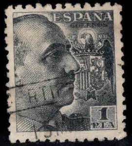 SPAIN Scott 702 Used stamp
