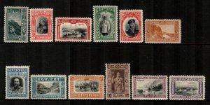 Bulgaria #89-100  Mint  Scott $62.55