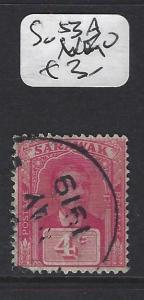 SARAWAK  (P2607B)   4C    SG  53A   VFU
