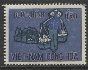 Viet Nam - Scott 307 - Labour Day Issue-1967 - MNH -Single 50c Stamp