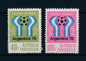 [44261] Indonesia 1978 Sports World Cup Soccer Football Argentina MNH