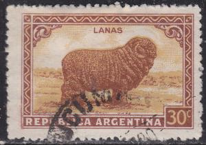 Argentina 442 Merino Sheep 1936