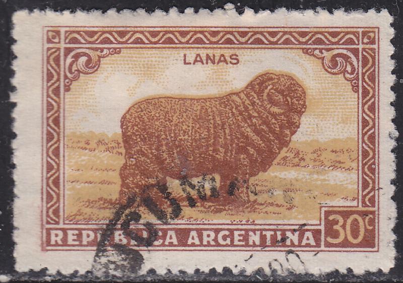 Argentina 442 Merino Sheep 1936
