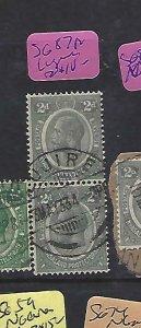 NYASALAND   (P2109BB)  1934   KGV 2D  PR   LUJIRE SG 87   CDS  VFU