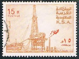 Saudi Arabia 733 Used Oil Rig (BP586)