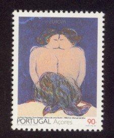 Azores Sc# 414 MNH Europa 1993