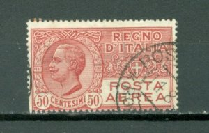 ITALY #C3...USED NO THINS...$12.50