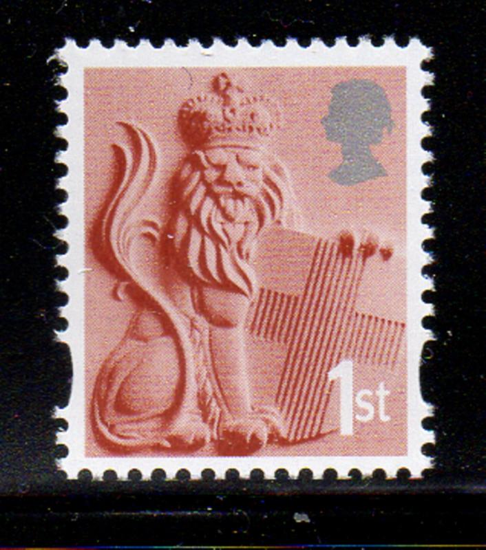 Great Britain England Sc 7 2003 1st Lion stamp mint NH