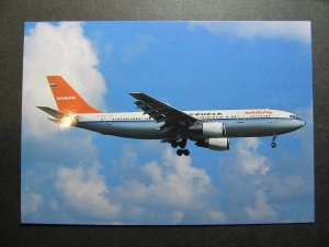 10097 Aviation Postcard VIASA VENEZUELA Airlines AIRBUS A 300-B4