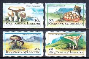 Lesotho - Scott #390-393 - MNH - SCV $2.90