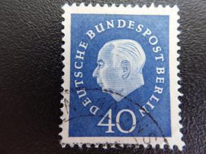 Germany Berlin 1958   Sc.# 9N168  CV $ 4.50