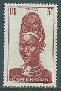 Cameroun, Sc #228, 5c MH