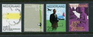 Netherlands #490-2, B475 Mint