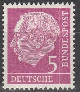 Germany #704 MNH