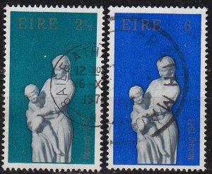 IRLAND IRELAND [1971] MiNr 0272-73 ( O/used )
