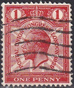 Great Britain #206 F-VF Used (S10581)