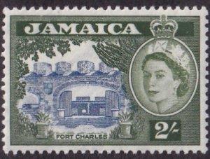 Jamaica #170 Mint