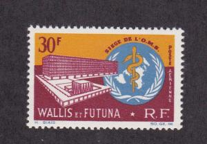 Wallis and Futuna Islands C25, F-VF, MNH