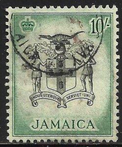 Jamaica 1956 Scott# 173 Used