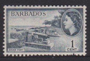 Barbados Sc#235 MH