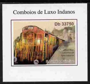 St Thomas & Prince Islands 2011 Indian Luxury Trains ...