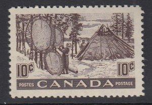 CANADA, Scott 301, MNH