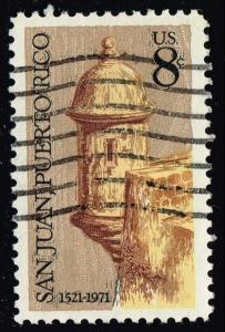 US #1437 San Juan; used (0.25)
